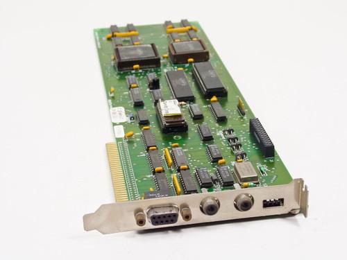 Heath Corp. 8 Bit ISA Enhanced Graphics Card Long Vintage 150-280-3