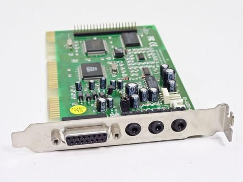 Opti ISA Sound Card (82C931)
