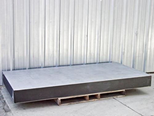 Optical Breadboard 8 x 4 ft Sealed Hole Vibration Isolation Table