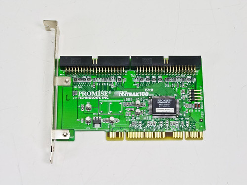 Promise Technology Fasttrak100 PCI Local Bus Raid Controller Card 4902A002