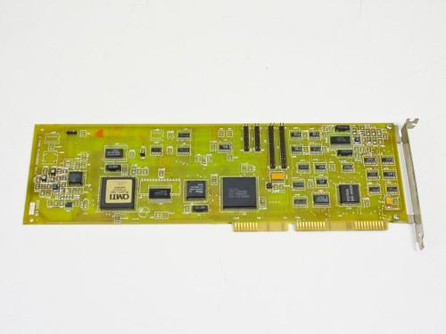SMS 16 Bit ISA Controller Board Vintage 1988 0005672 Rev F