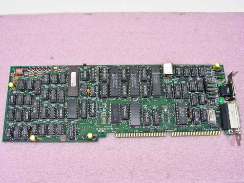 Zenith 16 Bit ISA I/O 16-86 Long Board 444-357-2 Vintage1984 020486 (85-3217-01)