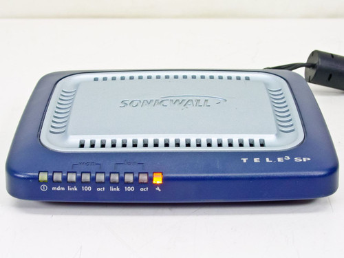 SonicWall Tele3 SP Hardware Firewall (APL10-01F)