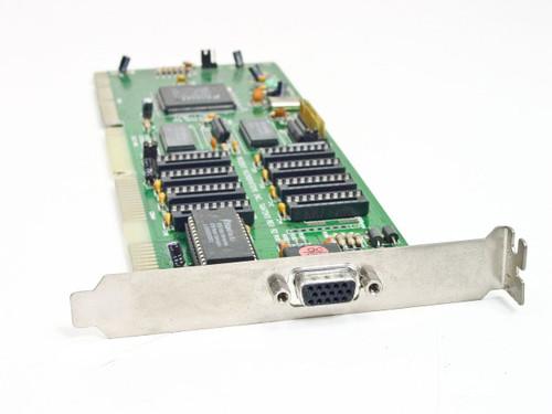 Trident 15 Pin VLB Video Card (TWN7343 Rev A2)