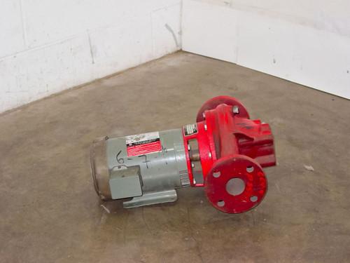 Bell & Gossett 80 Pump 75 GPM 45 FT 2 HP 1800 RPM Water Pump 3 Phase (2x7)