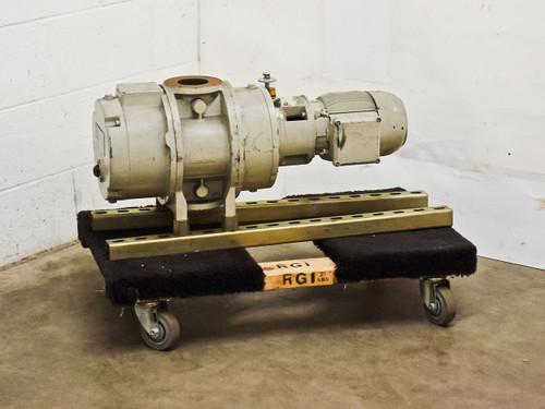 Pfeiffer WKP 250 Roots Blower Vacuum Pump As Is.