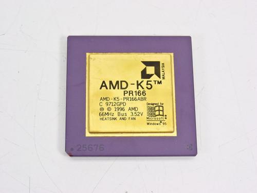 AMD AMD-K5-PR166ABR C 9712GPD 1996 CPU (AMD-K5 PR166)