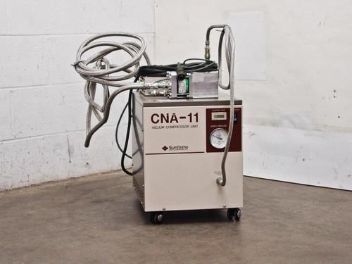 Sumitomo Helium Compressor with SRP-1512 Cryogenic Refrigerator Valve (CNA-11)