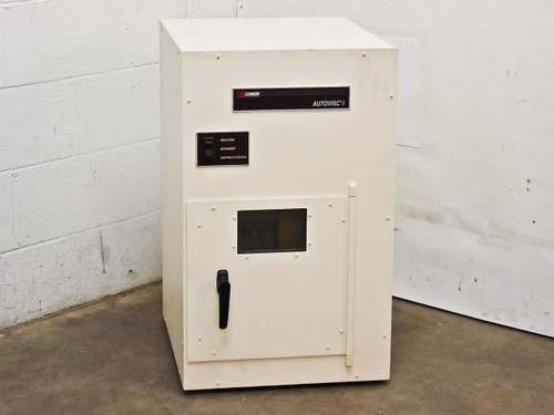 Cannon PolyVISC Automatic Viscometer (AUTOVISC 1)