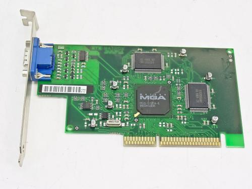 Compaq AGP Video Graphics Card 790-01 Rev.A Matrox G/100A/4/CPC (328011-001)