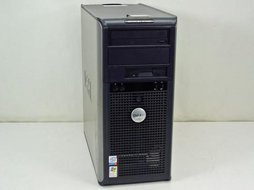 Dell Optiplex GX520 MT Intel P4 3.0GHz 1GB RAM 160GB HDD with Floppy Drive