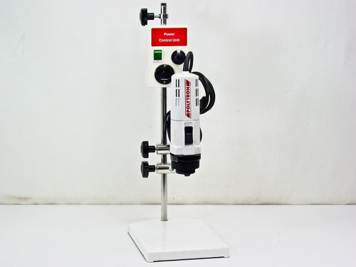 Kinematica AG Benchtop Homogenizer with Stand and Power Control Unit