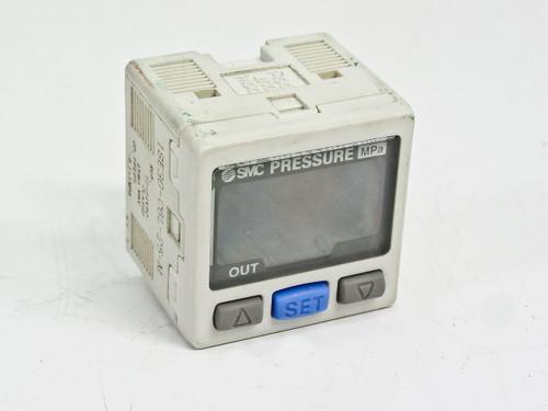 SMC High-Precision Digital Pressure Switch ISE30-C6L-25-M