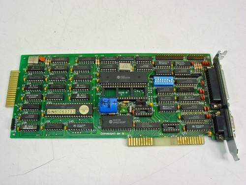 NEC 8 Bit I/0 Card  8622KX