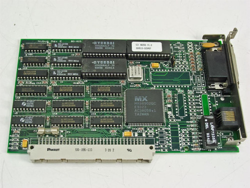 Apple MAC Nubus Rev E Networking Card (BD-025)