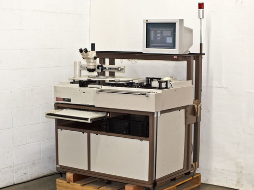 Pacific Western PSC Semi-Automatic Wafer Probing Inspection Station P5NMS