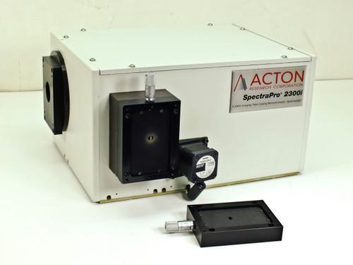 Acton Research SpectraPro 2300i 0.300m Imaging Triple Grating Monochromator Spectrograph Model 716