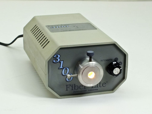 Fiber-Lite Optic illuminator w/ Intensity Dial (3100)