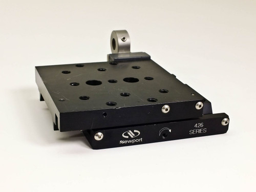 Newport 426 Series Crossed Roller Bearing Linear Stage