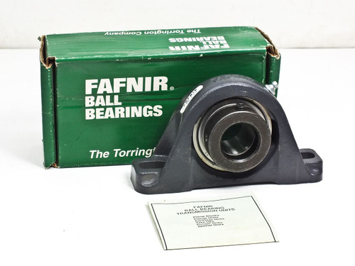 "Torrington 1-1/4"" Industrial Duty Self-Locking Collar Ball Bearing (Fafnir RAK)"