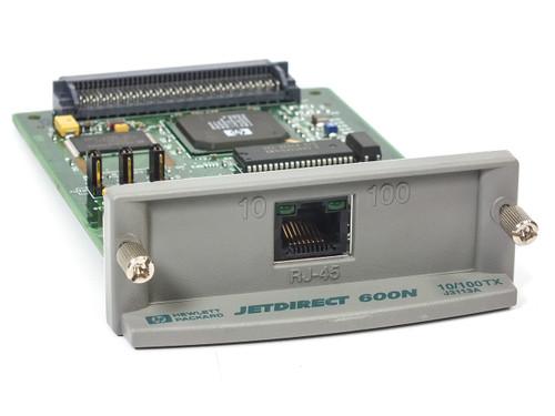 HP J3113-60002 JetDirect 600N - 10/100TX Printer Networking Card J3113A