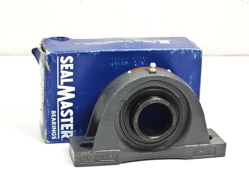 "Morse Industrial 1-7/16"" SealMaster Gold Line Pillow Block Bearing (NP-23)"