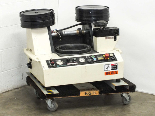 Sibert Industries Back Sander for Parts MBF-150