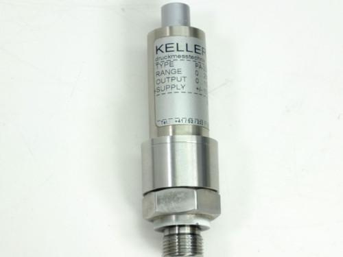 Keller Pressure Transmitter 0-250 BAR 15 Volt (PA-23/80263C-250)