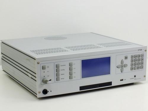 Fraunhofer Digital Media Equipment for Satellite Communications (DT500)