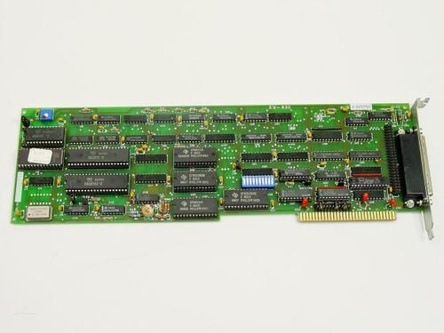 Everex ISA Tape Controller 8-Bit Long Card 50/62-Pin (EV-830)