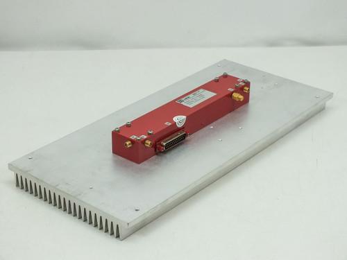 Varian TWTA Amp with Heatsink 135954-00M VZC-3068EW