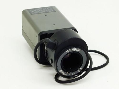 Rainbow S16mm 1 1.4 E-II Security Video Camera