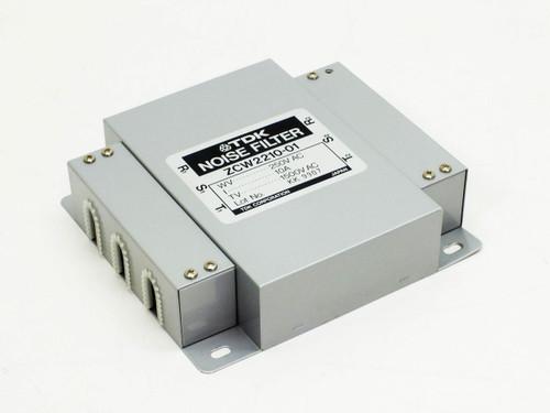 TDK Noise Filter ZCW2210-01 250 Volt 10 Amp