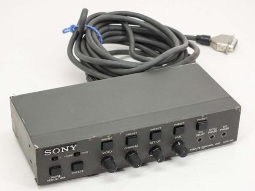 Sony Remote control unit (UVR-60)