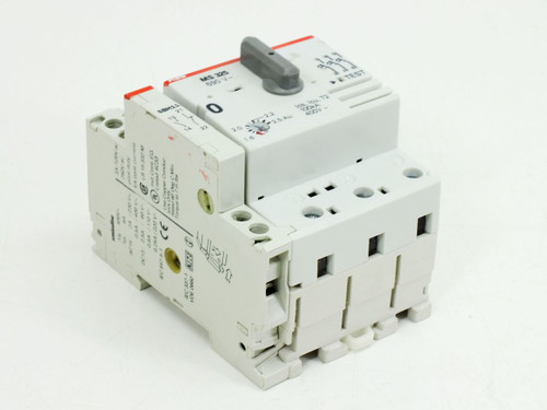 ABB 690V 100kA 400V Manual Motor Protector (MS325 1.6-2.5 Amp)