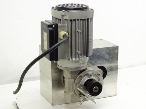 TaktOMat Parallel Indexer with SIGH GMBLT Motor (XP 80)