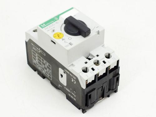 Eaton Moeller PKZM0-16 Manual Motor Protector Circuit Breaker