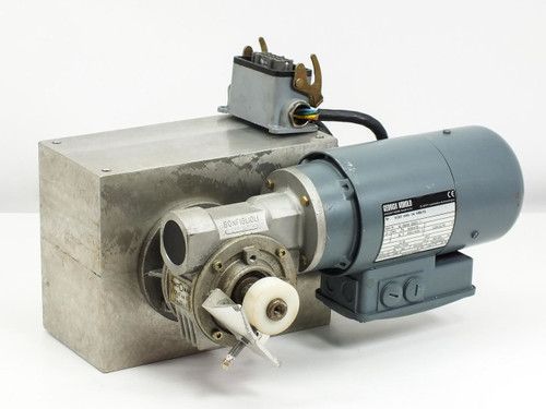 Taktomat Parallel Shaft Indexing Drive w/ Georgii Kobold Motor (IP 80 E)