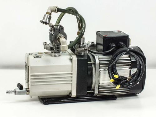 Leybold D2.5E Trivac E Rotary Vane Vacuum Pump 220~240VAC 0.4HP 2.5m3/h