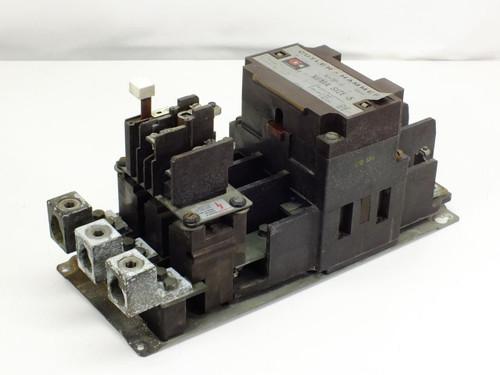Cutler Hammer Nema Size 5 270 AMP A1 Series 3 Phase Contactor (A10GNO)
