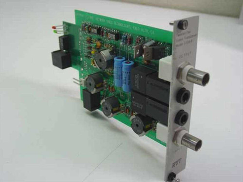 Network Video Technologies Vicor Twisted Pair Video Transceiver Card 518AR