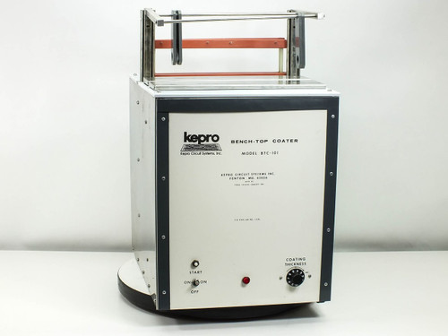 Kepro Bench-top Coater (BTC-101)