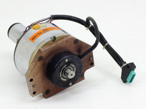 Electro-Craft Moving Coil Servo Motor-Tach (1030-01-026)