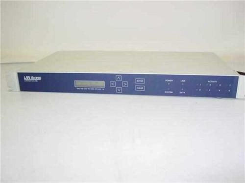LAN Access LANASERVER/8E 301-0002-01