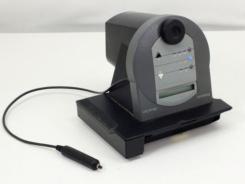 MicroCam Microscope Eyepiece Camera - Polaroid