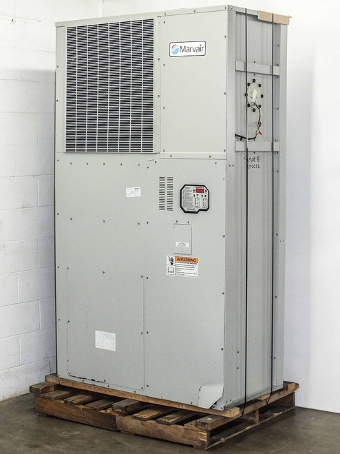 Marvair 6 Ton Air Conditioner HVAC System with CommStat3 Controller