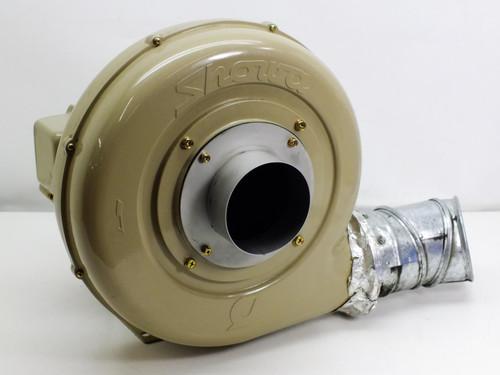 Showa Denki Co 565 CFM Electric Blower 3450 RPM 220VAC 3-Phase (EC-100T-R313)