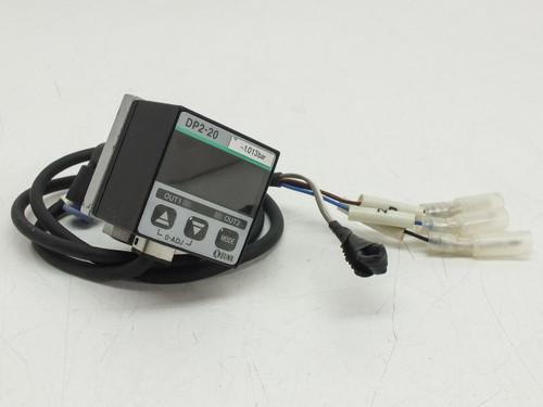 Sunx LED Display Digital Pressure Sensor (DP2-20)