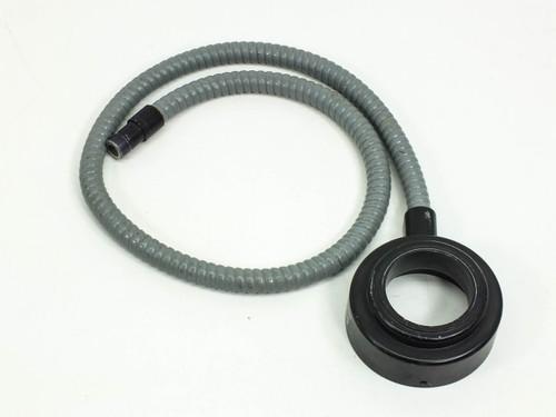 Volpi Microscope Light Flex Cable Ring Mount (Fiber-Optic)