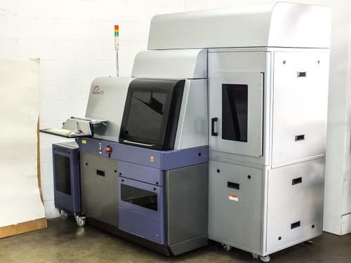 Camtek 200mm Optical Wafer Inspection System w/ Basler A201b Camera (Falcon PD)